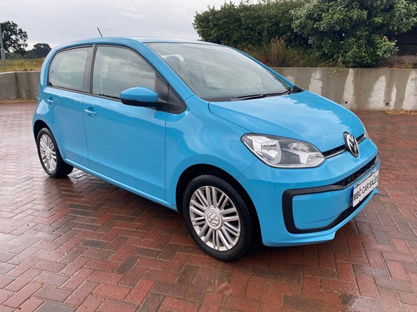 2017 Volkswagen Up ! 1.0 MPI 60 Move Up