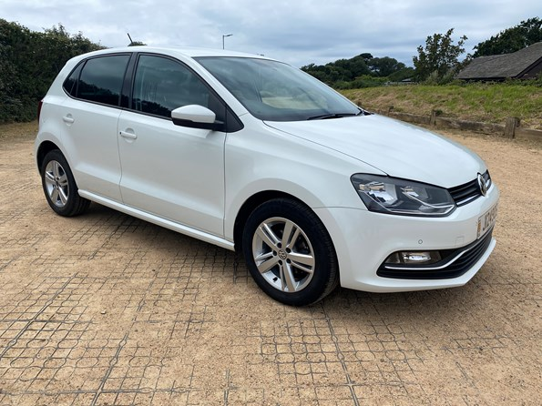 2017 Volkswagen Polo 1.0 75 Match edition